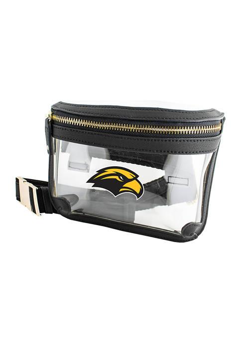 Capri Designs NCAA Southern Miss Golden Eagles Belt