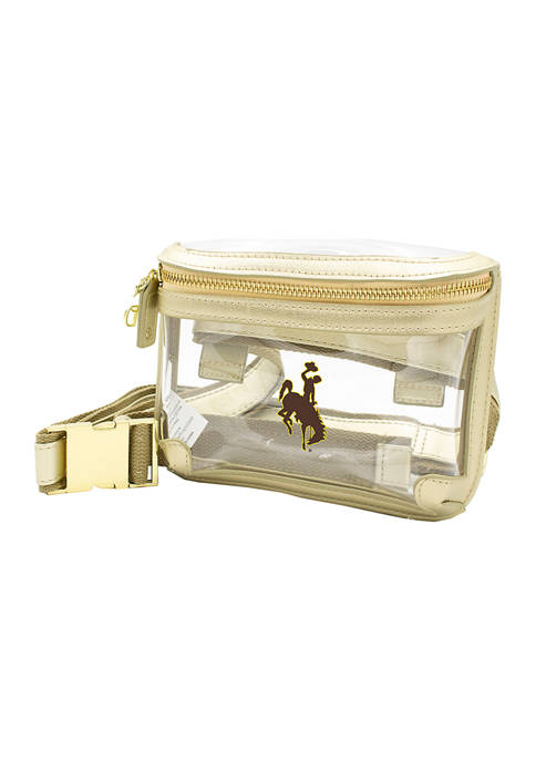 NCAA Wyoming Cowboys Belt Bag