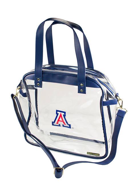 Capri Designs NCAA University of Arizona Carryall Tote