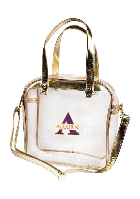 Capri Designs NCAA Alcorn State Braves Carryall Tote