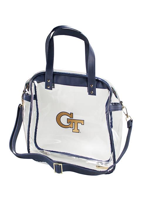 Capri Designs NCAA Georgia Tech Carryall Tote