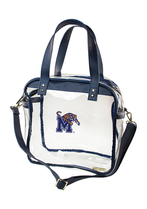 Capri Designs NCAA Memphis Tigers Carryall Tote
