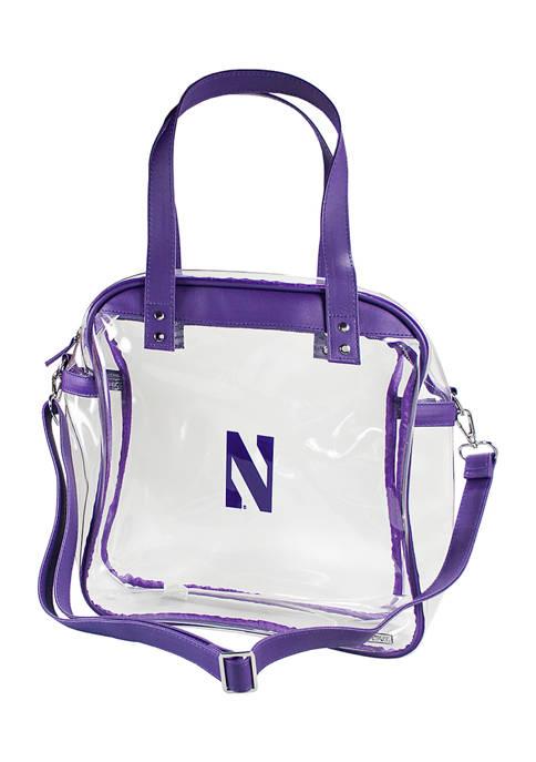 NCAA Northwestern Carryall Tote