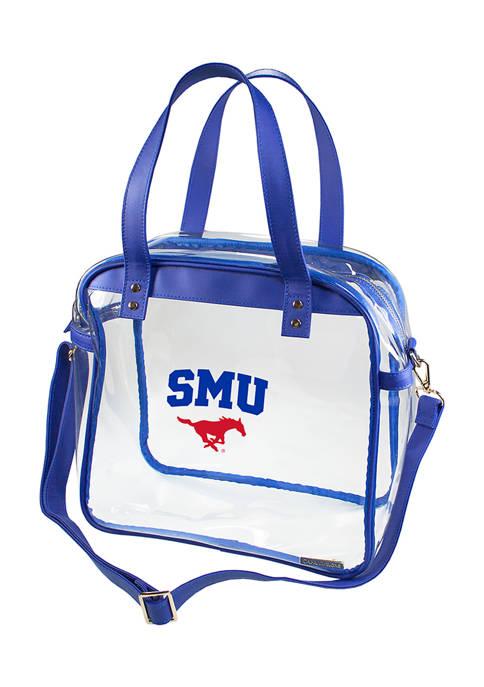NCAA Southern Methodist University Carryall Tote