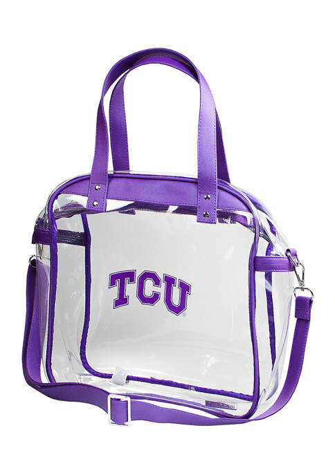 NCAA Texas Christian University (TCU) Carryall Tote