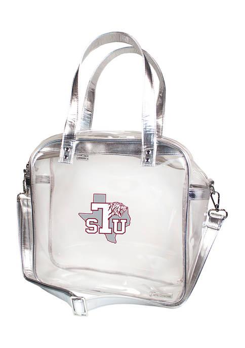Capri Designs NCAA Texas Southern Tigers Carryall Tote