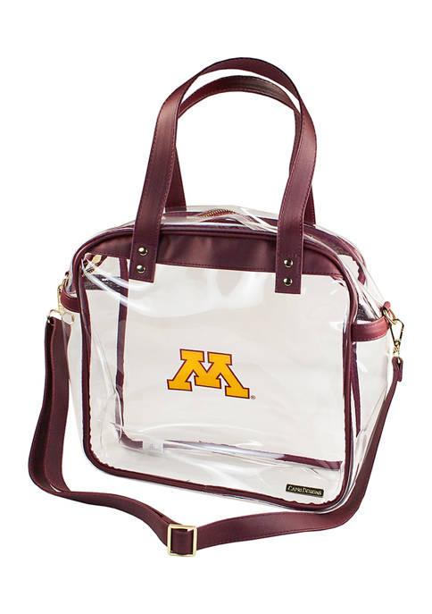 Capri Designs NCAA University of Minnesota Carryall Tote