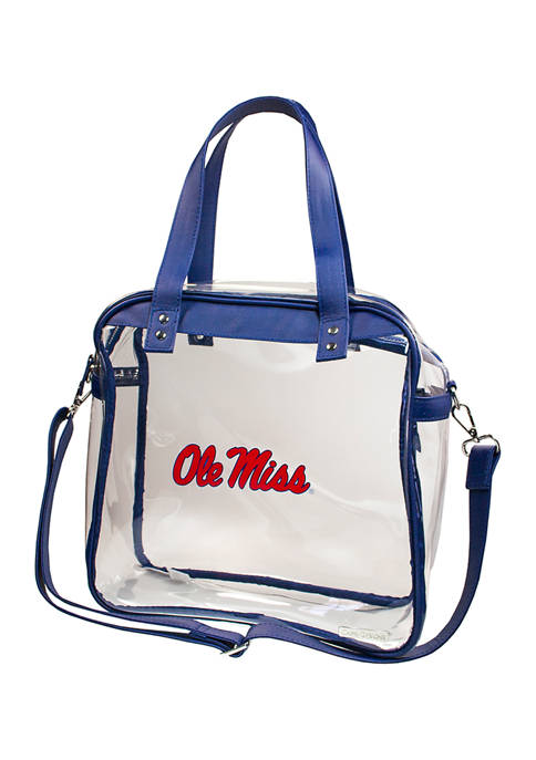 NCAA University of Mississippi Carryall Tote