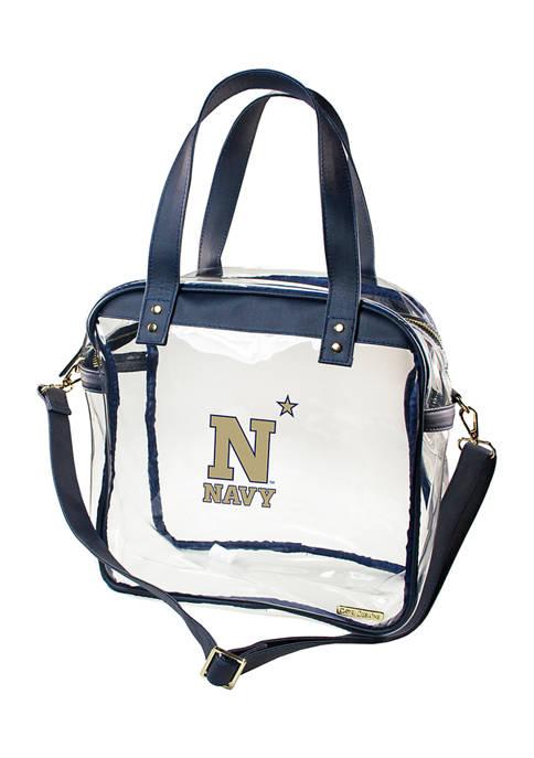 Capri Designs NCAA United States Naval Academy Carryall