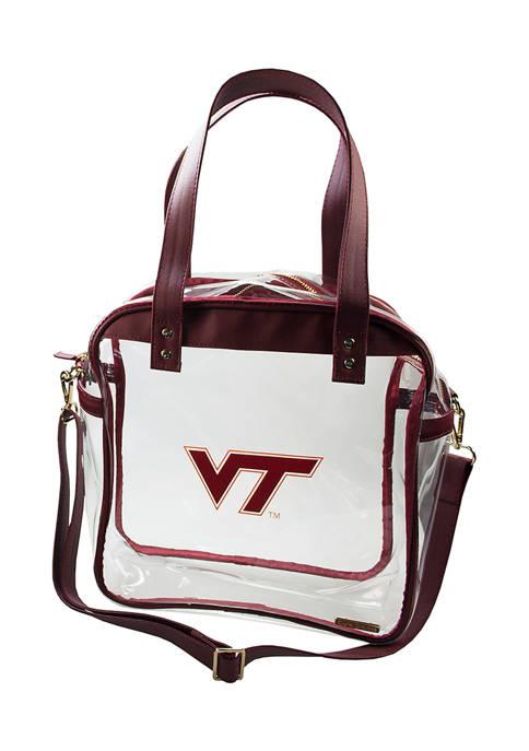 Capri Designs NCAA Virginia Tech Carryall Tote