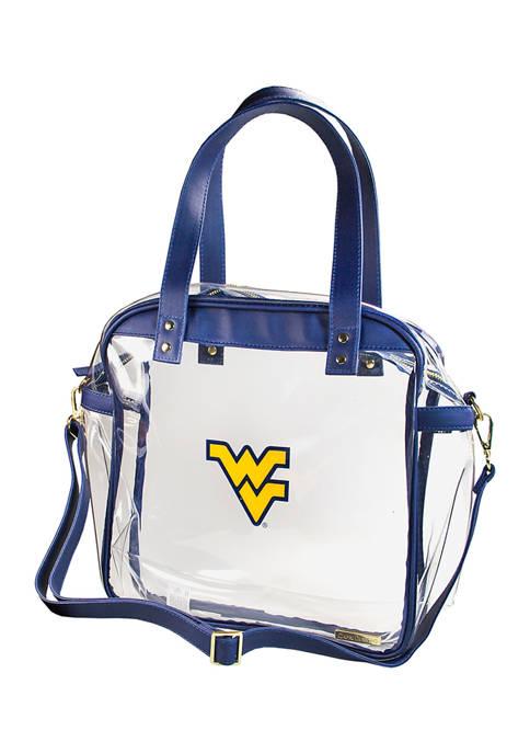 NCAA West Virginia University Carryall Tote