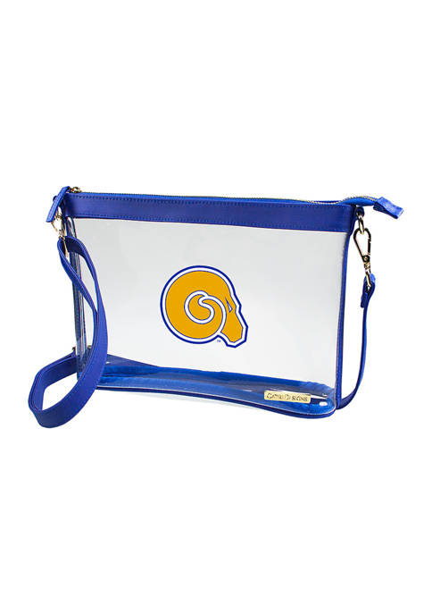 NCAA Albany State Golden Rams Large Crossbody