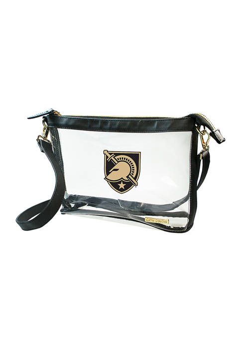 Capri Designs NCAA Army Black Knights Large Crossbody