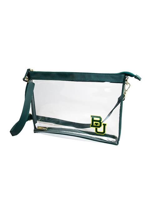 Capri Designs NCAA Baylor University Large Crossbody