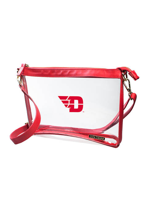 Capri Designs NCAA Dayton Flyers Large Crossbody