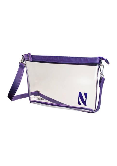 NCAA Northwestern Large Crossbody