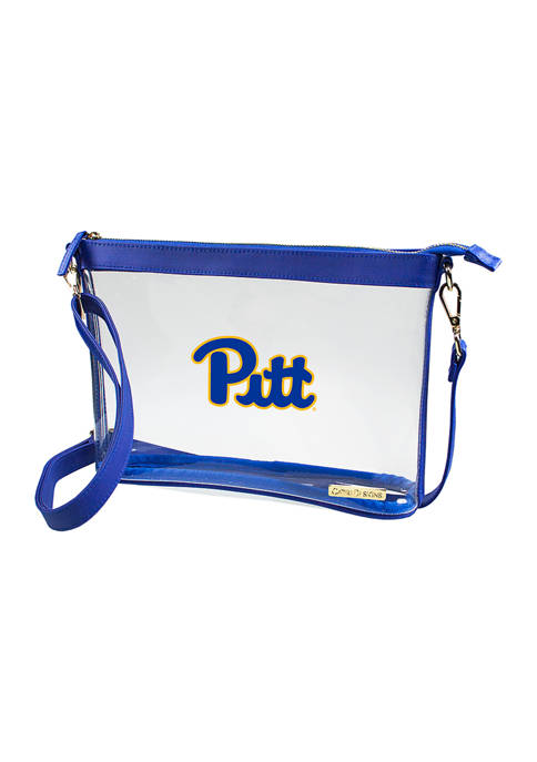 NCAA University of Pittsburg Large Crossbody