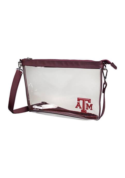 Capri Designs NCAA Texas A&M University Large Crossbody
