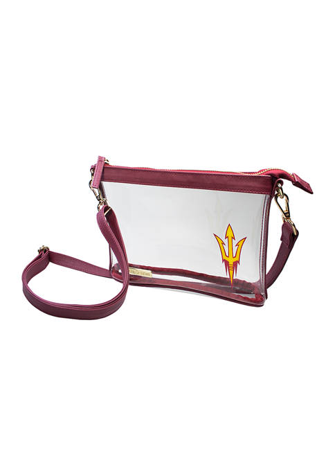 Capri Designs NCAA Arizona State University Small Crossbody