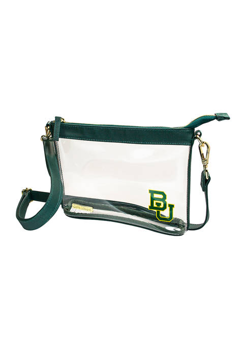 Capri Designs NCAA Baylor University Small Crossbody