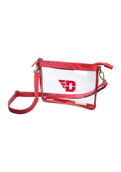 Capri Designs NCAA Dayton Flyers Small Crossbody