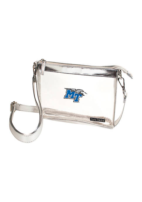 Capri Designs NCAA Middle Tennessee State University Small