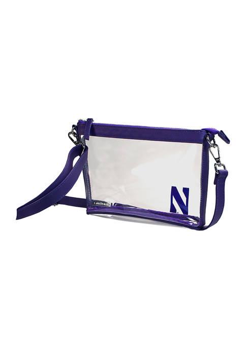 NCAA Northwestern Small Crossbody
