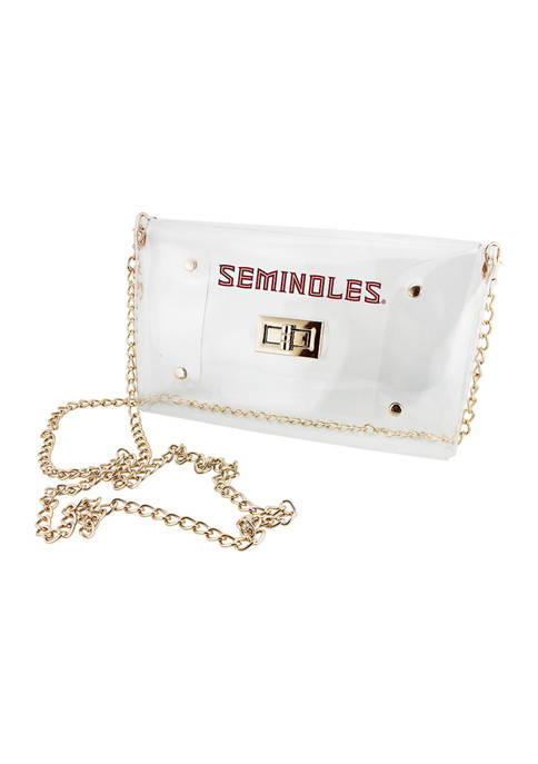 NCAA Florida State University Envelope Crossbody