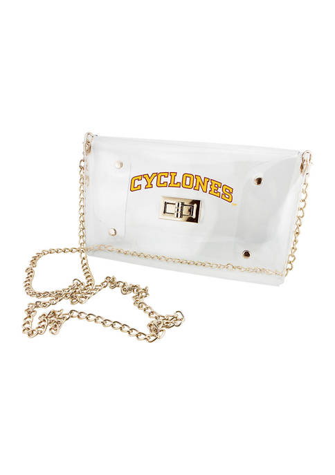 NCAA Iowa State University Envelope Crossbody