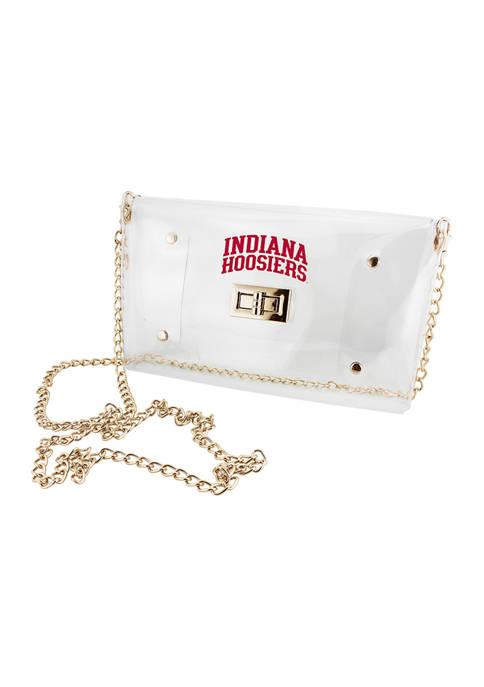 Capri Designs NCAA Indiana Hoosiers Envelope Crossbody