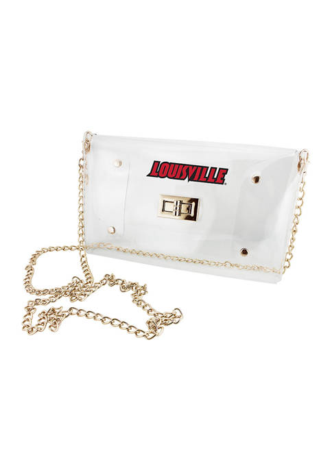 NCAA University of Louisville Envelope Crossbody
