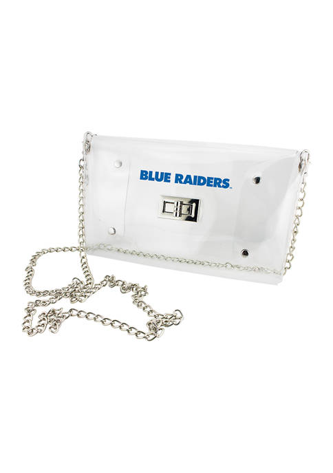 Capri Designs NCAA Middle Tennessee State Blue Raiders