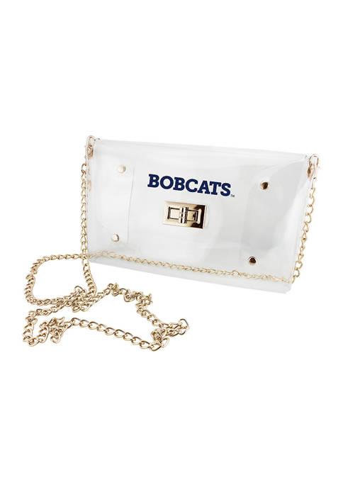 Capri Designs NCAA Montana State Bobcats Envelope Crossbody