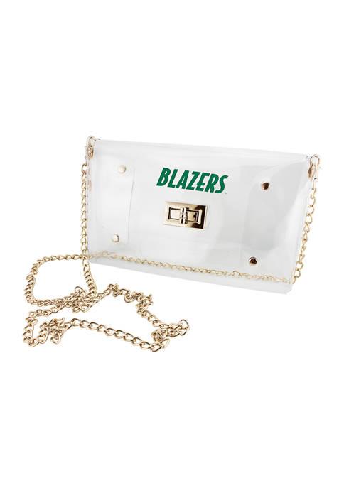 Capri Designs NCAA Alabama-Birmingham Blazers Envelope Crossbody