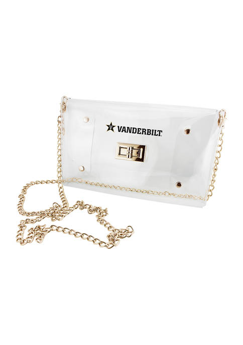 NCAA Vanderbilt University Envelope Crossbody