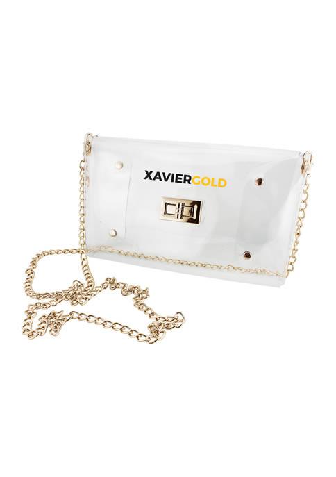Capri Designs NCAA Xavier Musketeers Envelope Crossbody