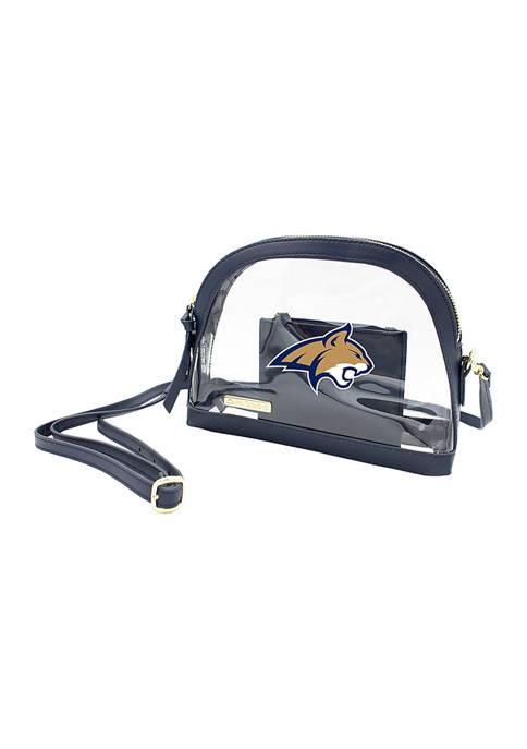 Capri Designs NCAA Montana State Bobcats Half Moon