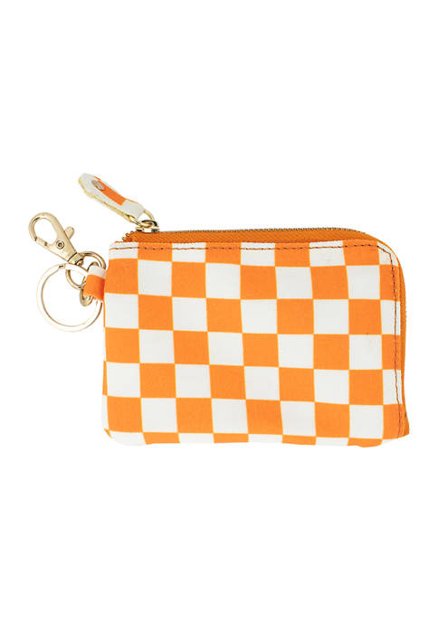 Capri Designs NCAA University of Tennessee Checkerboard ID