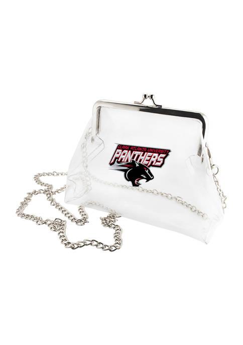Capri Designs NCAA Clark Atlanta University Panthers Kiss