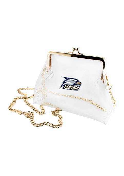 Capri Designs NCAA Georgia Southern Eagles Kiss Lock