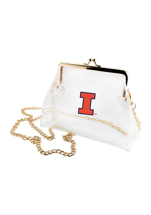 Capri Designs NCAA Illinois Fighting Illini Kiss Lock