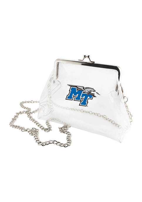 Capri Designs NCAA Middle Tennessee State University Blue
