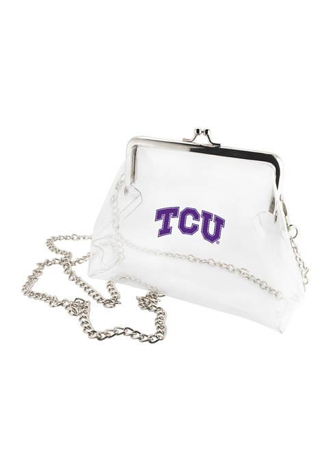 Capri Designs NCAA TCU Horned Frogs Kiss Lock