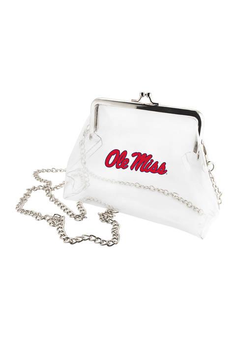 Capri Designs NCAA Ole Miss Rebels Kiss Lock