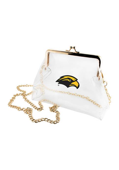 Capri Designs NCAA Southern Miss Golden Eagles Kiss