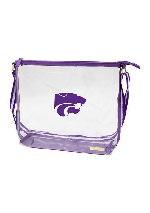 Capri Designs NCAA Kansas State University Simple Tote