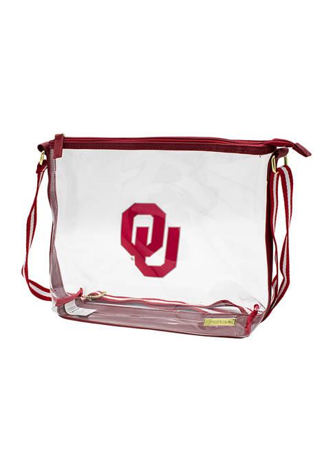 Capri Designs NCAA University of Oklahoma Simple Tote