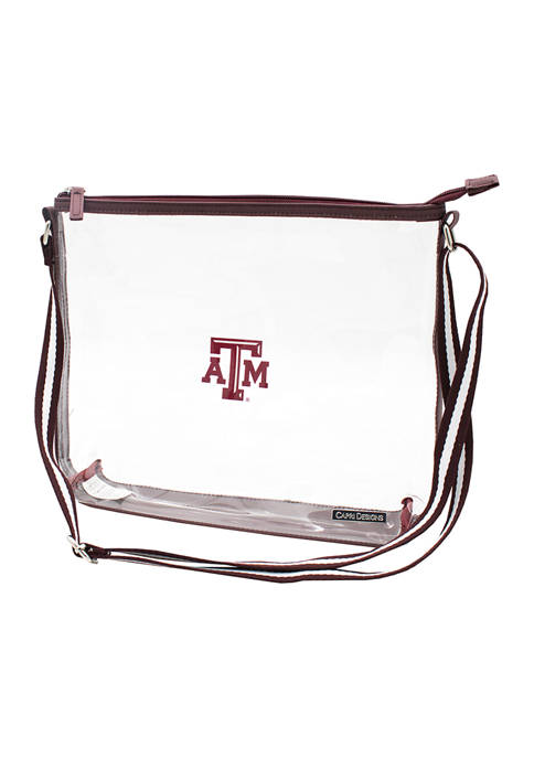 Capri Designs NCAA Texas A&M University Simple Tote