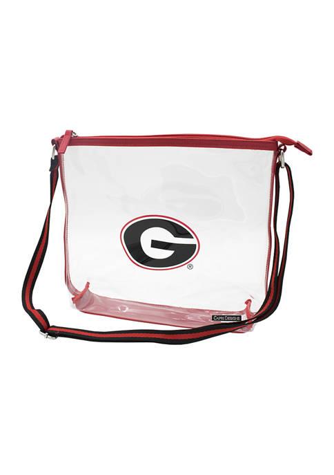NCAA University of Georgia Simple Tote