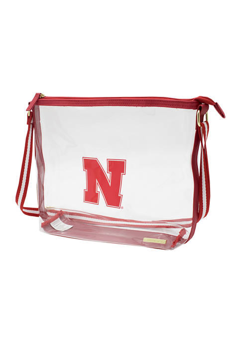 NCAA University of Nebraska Simple Tote